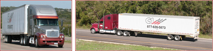 C1 Truck Driver Training - Ft Worth Training Trucks