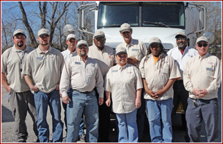 C1 Little Rock CDL Training Instructors