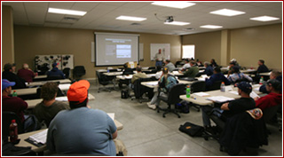 CDL Training Classroom