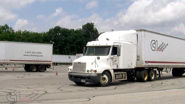 Truck Driving School: Getting Behind the Wheel of a Truck