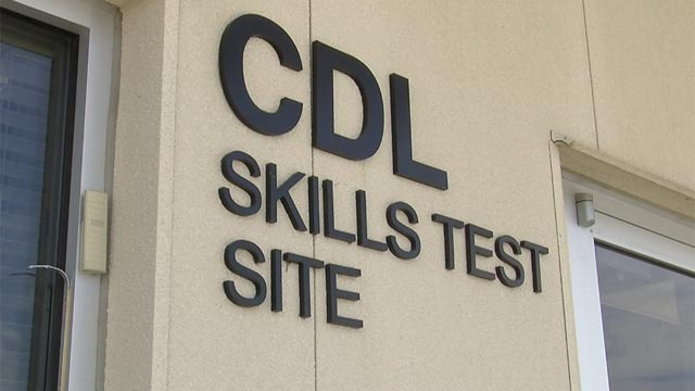 Truck Driving School: Passing the CDL Skills Test