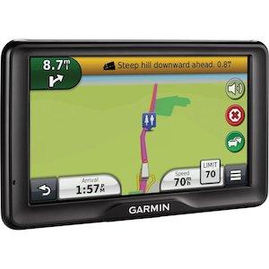 Garmin Dezl 760LMT GPS for Truck Drivers