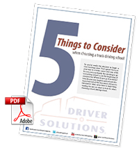 5 Things to Consider When Choosing a Truck Driving School Guide