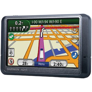 Garmin Nuvi Trucker GPS