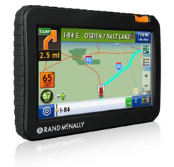 Rand McNally GPS Unit For Truckers