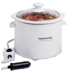 RoadPro Slow Cooker