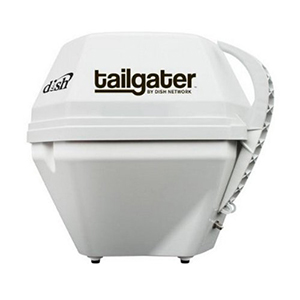 Tailgater Satellite TV for Truckers from DISH