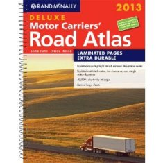 Rand McNally Atlas for Truckers