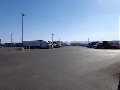 Parking Lot - Whiskey Pete's Primm, NV