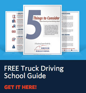Free Truck Driving School Guide