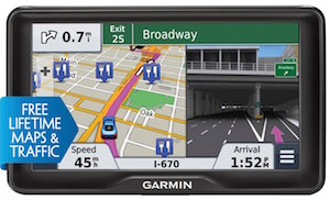 Garmin GPS for Truckers