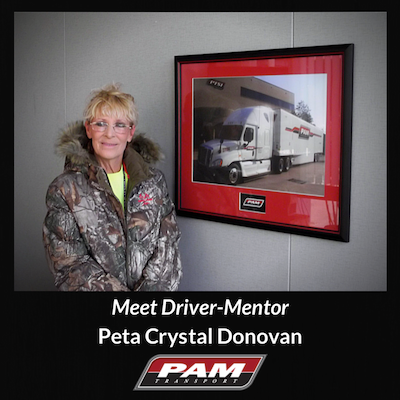 PAM Transport Driver Mentor Crystal