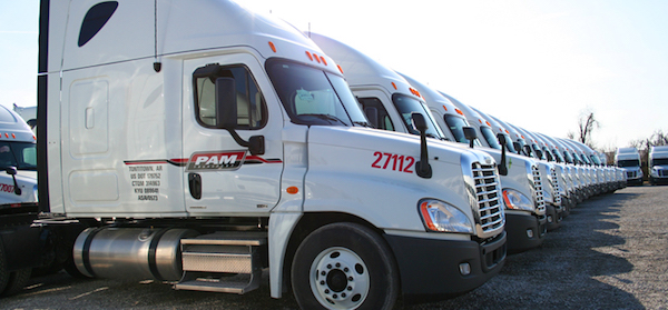 PAM Transport Trucks