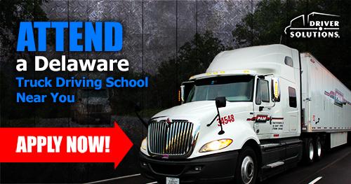 Delaware Truck Driving Schools