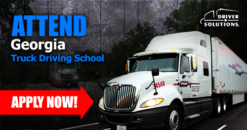Georgia Truck Driving School