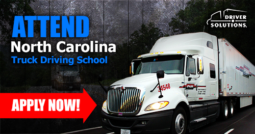 north carolina truck driving schools  u0026 truck driver jobs