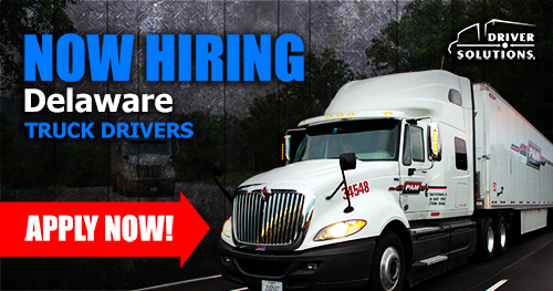 Delaware Truck Driving Jobs with PAM Transport