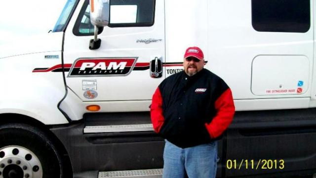 Eric Escobar - PAM Transport Driver