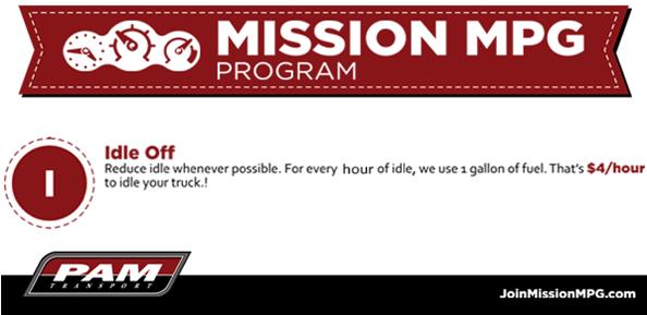 Mission MPG