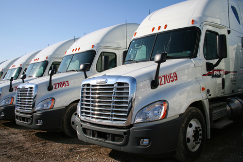 PAM Transport Fleet