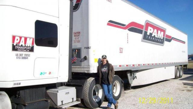 PAM Transport Driver - Thomas Martin
